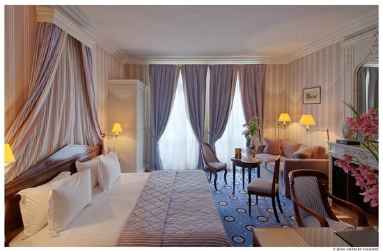 Hotel Astor Saint-Honore: Junior Suite