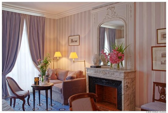 Hotel Astor Saint-Honore: Salon de la Junior Suite
