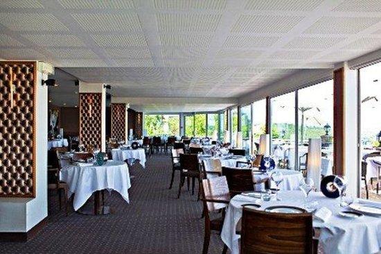 Domaine de la Corniche: Panoramic restaurant