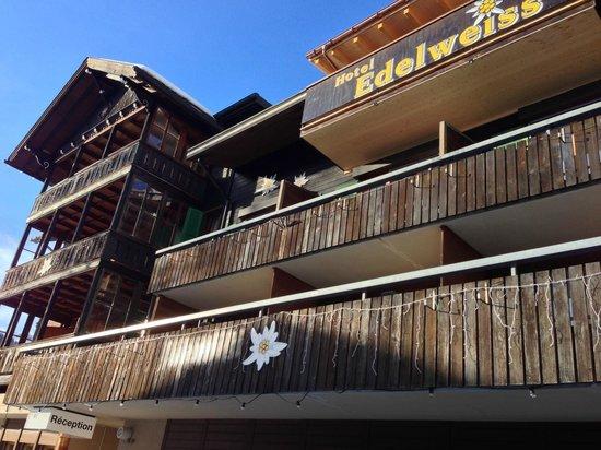 Hotel Edelweiss: Hotel