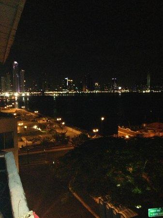 Casa Antigua :                   view at Night