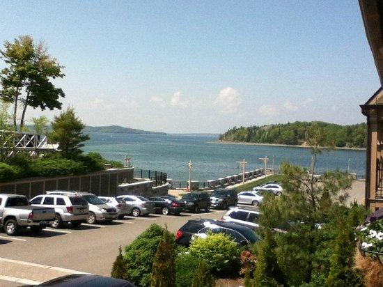 Harborside Hotel & Marina: Balcony view