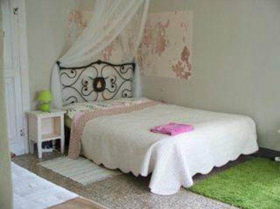 Casa Rosalie :                   Grünes Zimmer