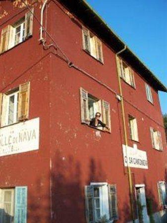 Casa Rosalie :                   Außenansicht