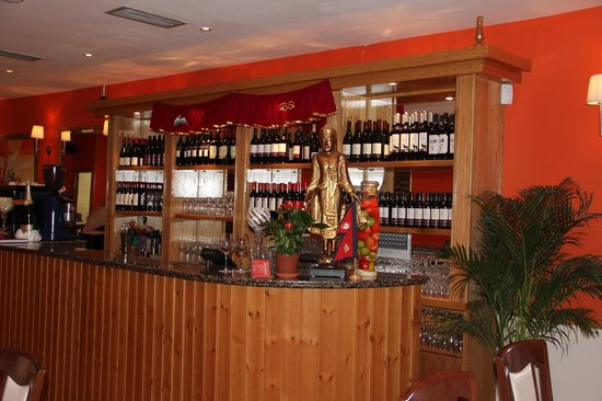 Bar - Picture of Kathmandu Kitchen Nepalese & Indian Restaurant ...