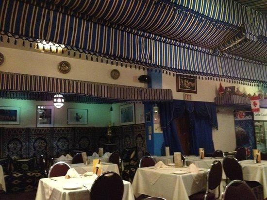 Kasbah Village : Inside
