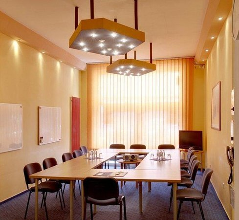 Art-Hotel Charlottenburger Hof: Meetingroom