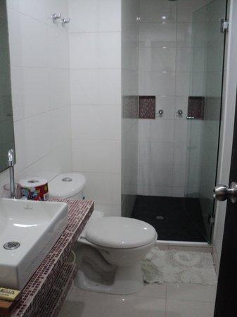 Barahona 446 : Baño