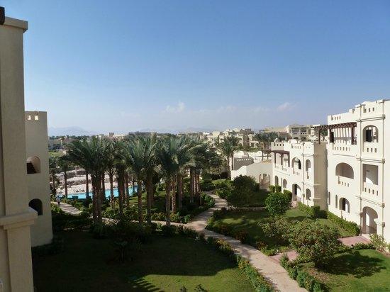 Rixos Sharm El Sheikh: grounds