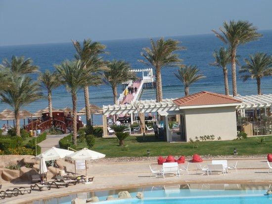 Rixos Sharm El Sheikh: hotel jetty