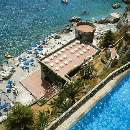 Il Saraceno Grand Hotel: Other