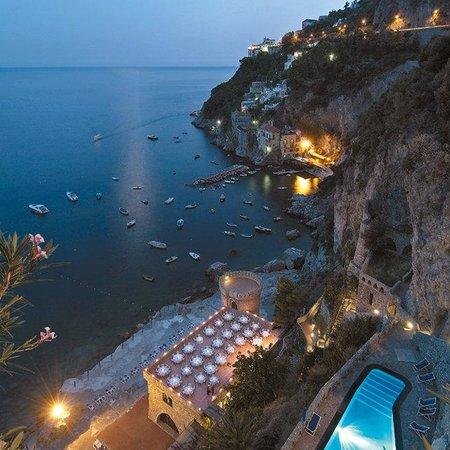 Conca dei Marini, Italy: Pool