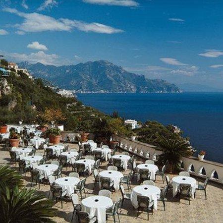 Il Saraceno Grand Hotel: Restaurant