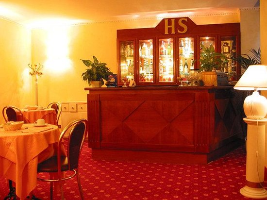 Leonardi Sistina Hotel: Bar/Lounge