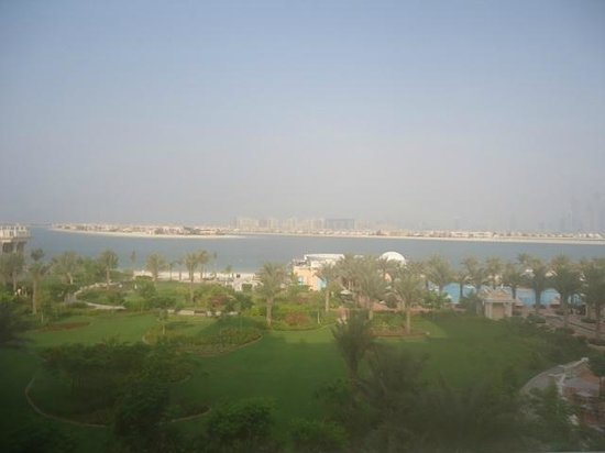 Kempinski Hotel & Residences Palm Jumeirah:                   anothe rview from balcony