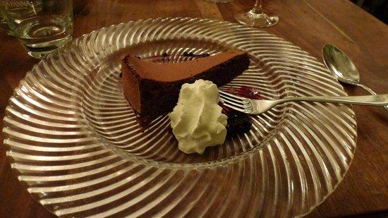 Weinbotschaft: Il dessert al cioccolato, felice conclusione della cena