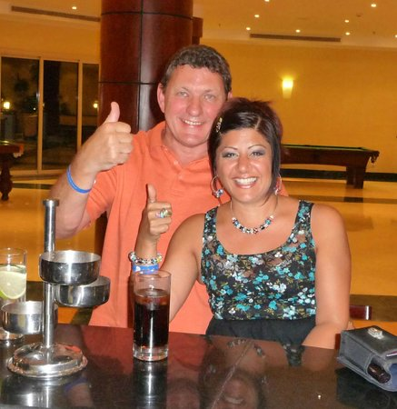 Ecotel Dahab Bay View Resort:                   Mercure Lounge Bar