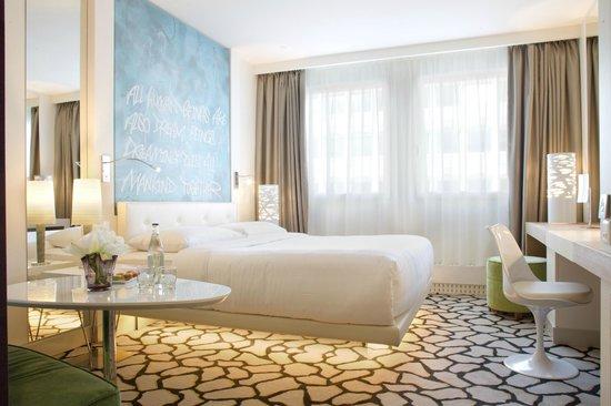 Hotel N'vY: Standard room