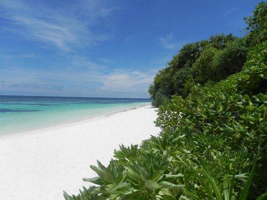 Madoogali Tourist Resort: spiaggia