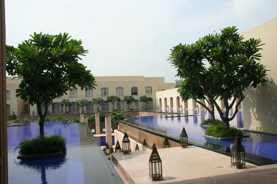 The Oberoi, Gurgaon: piscina