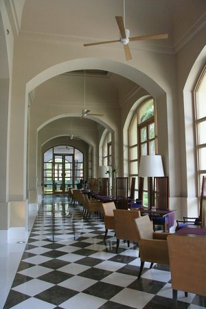 The Oberoi, Gurgaon : spazi comuni