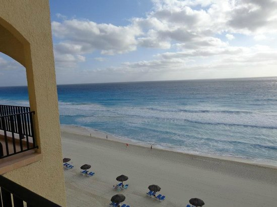 The Royal Caribbean:                   Ocean View Rooms are best!