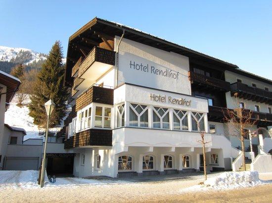 Hotel Rendlhof St Anton Austria