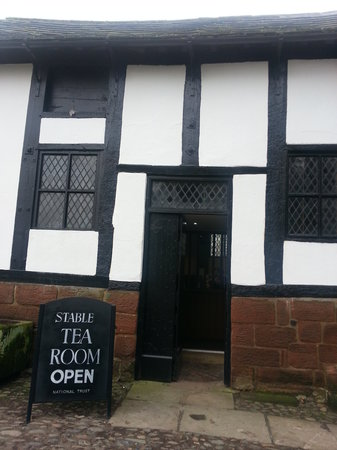 The Stable Tea Room - Speke Hall