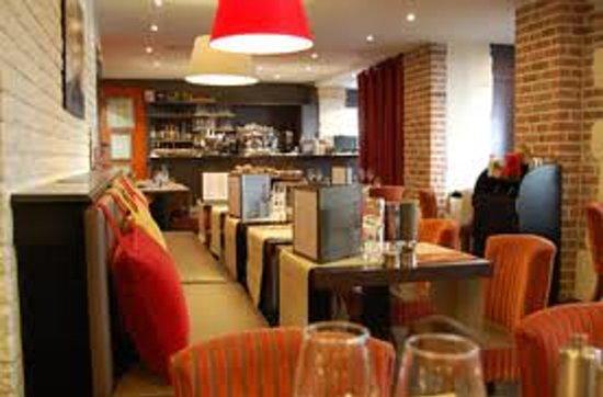 Hotel L'Avenue : salle de restaurant de l Avenue