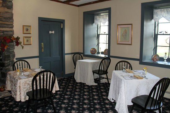Altamont Old Stone House Inn: So inviting