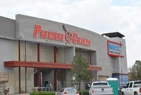 Lubbock  Premiere Cinema: Outside the new IMAX