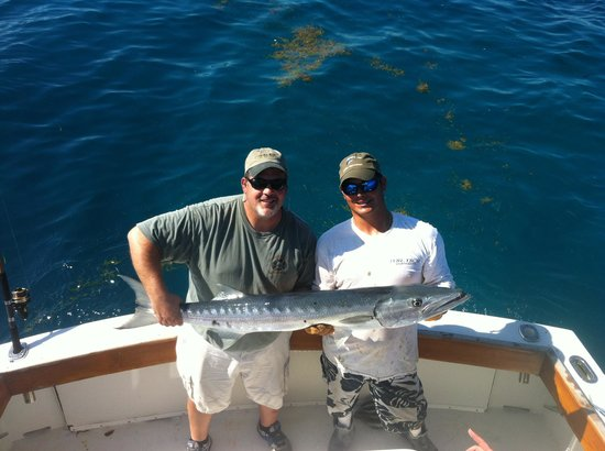Roundup Fishing Charters