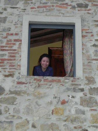 Torre di Ponzano - Chianti area - Tuscany -: Nicole
