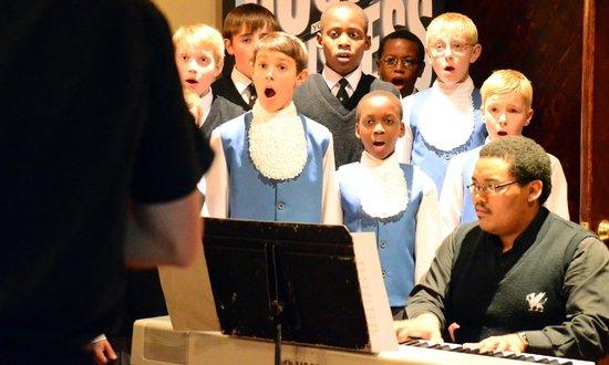 Drakensberg Sun Resort : Drakensberg Boys Choir