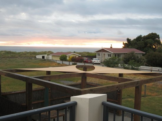 Quality Suites Kaikoura : View from the seaview studio