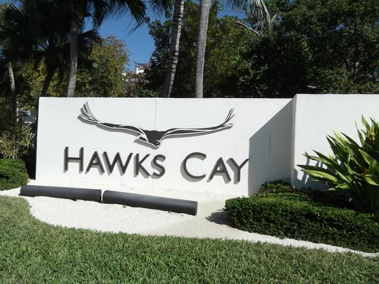 Hawks Cay Resort: Entry to Hawks Cay Property