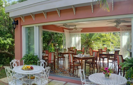 Royal Palms Hotel: Breakfast Room