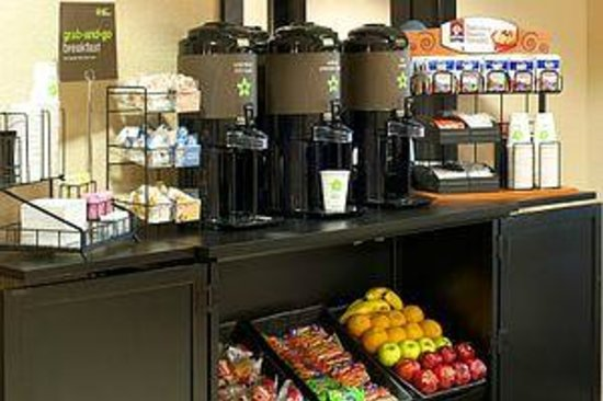 Extended Stay America - Chicago - Vernon Hills - Lake Forest: Grab N Go Breakfast