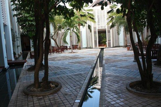 Le Manganao Hotel Club Paladien: une partie du site