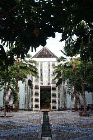 Le Manganao Hotel Club Paladien: une infime partie de l'hotel