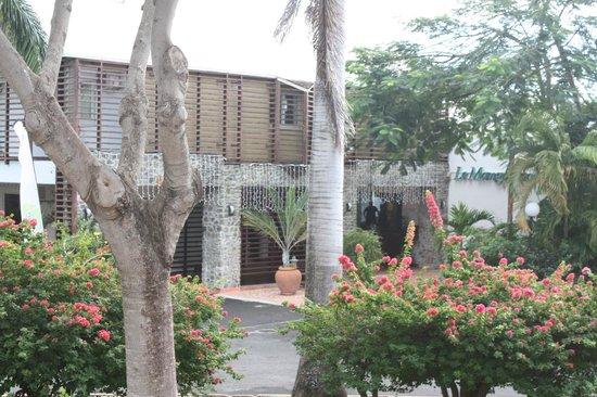 Le Manganao Hotel Club Paladien: l'entée de l'hotel