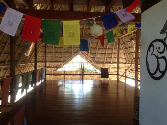 The Maderas Village:                   Yoga studio 1