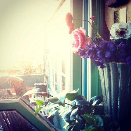 AnneHelene's B&B: terrace