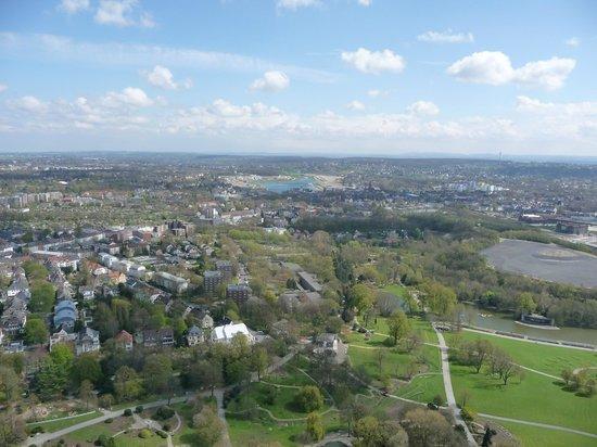 Aussicht Florianturm