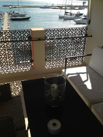 Club Maritimo de Sotogrande: Room balcony