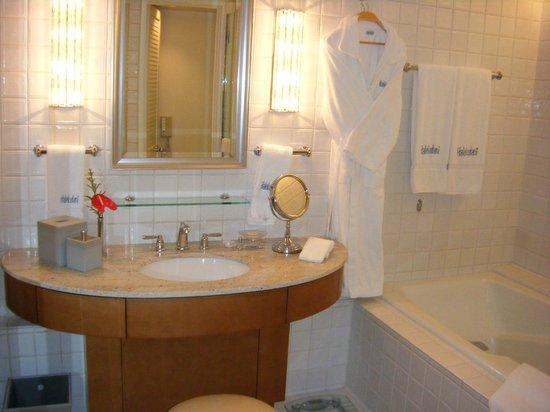 هاليكولاني: バスルーム 