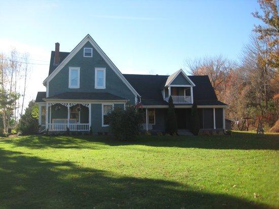 Hunter House Inn: 1882 Heritage-Listed Home