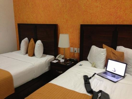 Comfort Inn Cancun Aeropuerto:                   Room 111