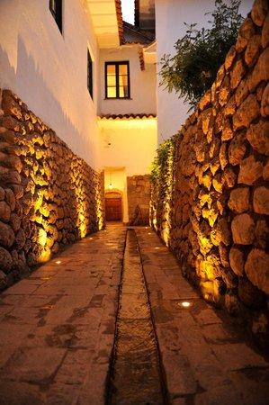 Belmond Palacio Nazarenas: Walkways in Hotel