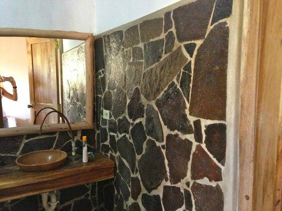The Maderas Village:                   Dorm Bathroom- clean, neat & beautiful